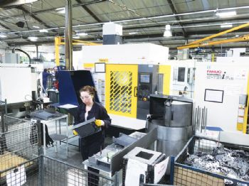 Dyson Diecasting invests in new Robodrill