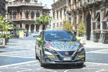 New electric ecosystem for Sicily