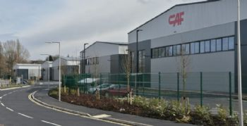 CAF expands its footprint in Manchester