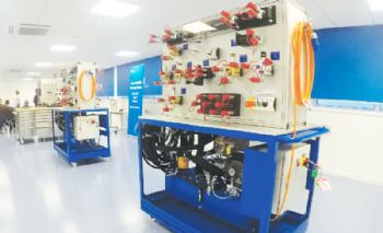 Eaton Hydraulics invests in new training facility