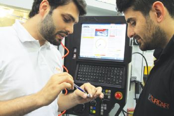 Turkish tool maker building smart factory
