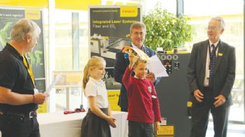 Up-close and personal with Fanuc robots