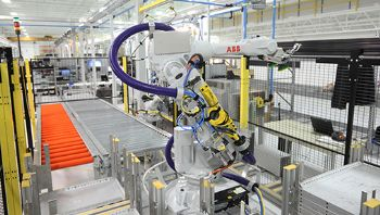 ABB to acquire Turkish robotic welding firm
