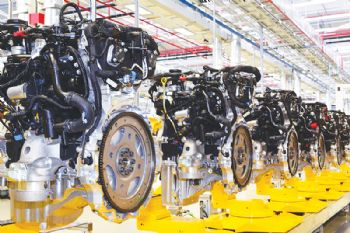 Mixed results for UK automotive manufacturing