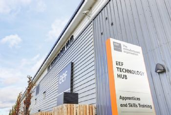 EEF launches robotics and automation course
