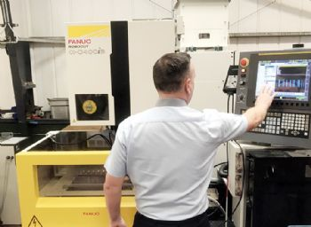 Fanuc delivers reliability for cutting tool firm