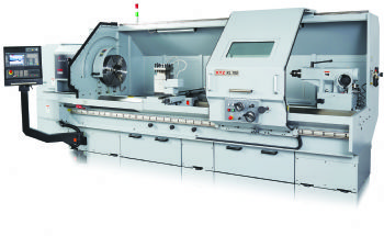 XYZ's heavyweights offer large-capacity machining