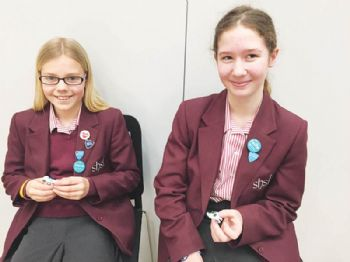 Renishaw promotes engineering careers to girls