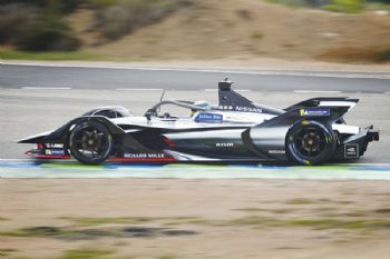 Nissan strengthens Formula E partnership