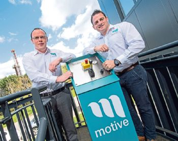 Expansion into the Netherlands by Motive