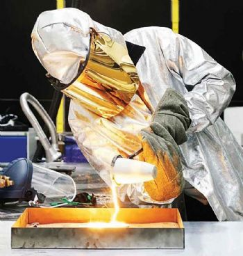 Swansea University wins funding for steel project