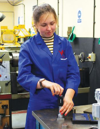 Bowers donates bore gauge Weymouth College