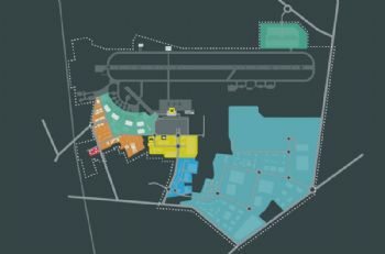 Planning application for Aero Centre Yorkshire