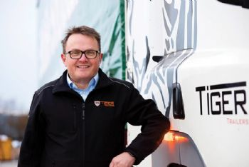 New manufacturing director at Tiger Trailers