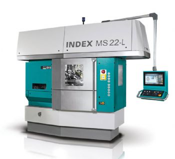 New multi-spindle CNC lathe from Index launched