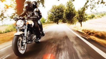 Bosch shows ways of keeping motorcyclists safer
