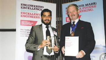 IMechE's Apprentice of the Year 2018