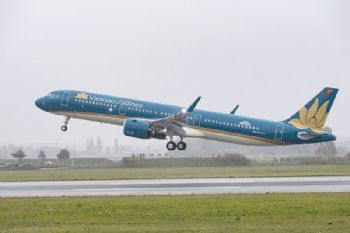 Vietnam Airlines receives first A321neo
