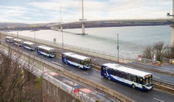 Scotland to trial first autonomous bus fleet