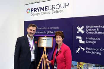 Pryme Group opens new Centre of Excellence