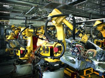 Industrial Robot market stays on growth path