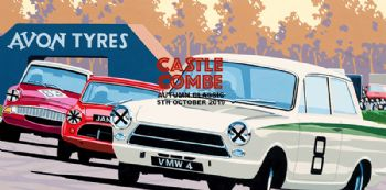 Sixties-heroes theme for Autumn Classic