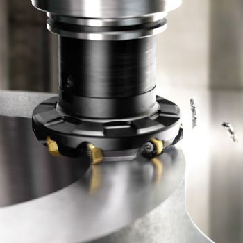 Latest milling grades improve tool life