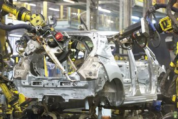Serious decline for British car manufacturing
