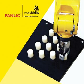 Fanuc and World Skills promote robot competition
