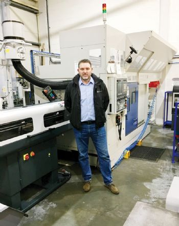 Funding for Kent engineering firm