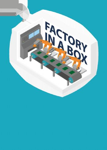 Factory in a Box to be launched
