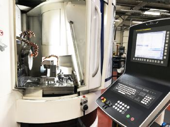 Gilmour Tools invests in new Compact Line machine
