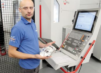 CAM software increases efficiency at brake company