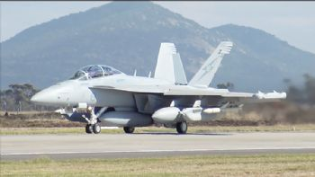 Release of Boeing EA-18G Growler to Finland