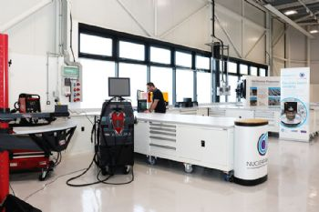 Nuclear AMRC Midlands officially opens