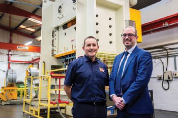 South Wales pressings firm secures finance package