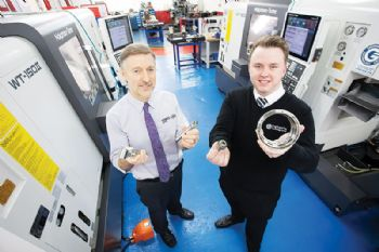 CNC investment boosts precision engineering firm