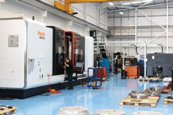 Pryme Group invests in Mazak technology