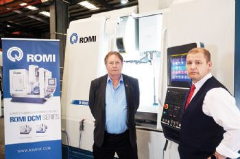 Romi UK expands sales team