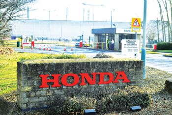 Second Honda Swindon Task Force event