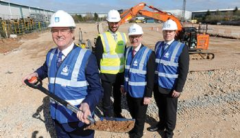 Liberty Engineering starts work on Global Centre