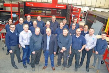 40th year celebrated with £600,000 investment