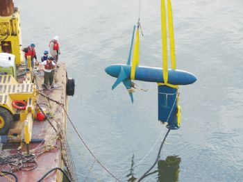 EMEC to assess Verdant Power tidal turbine system