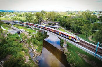 Bombardier to upgrade trains for the Queensland