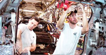 US manufacturing stabilises in March
