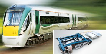 Milestone for hybrid rail drive systems