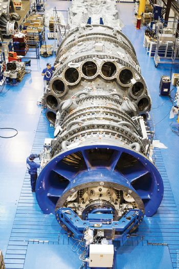 GE wins Israeli turbine contract