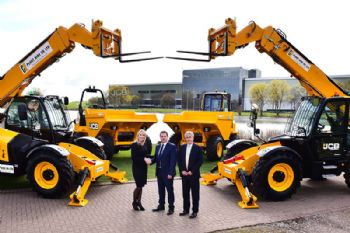 JCB secures multi-million-pound deal