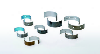 New polymer coating for bearings