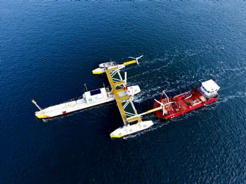 Tidal-energy pioneer closes funding round